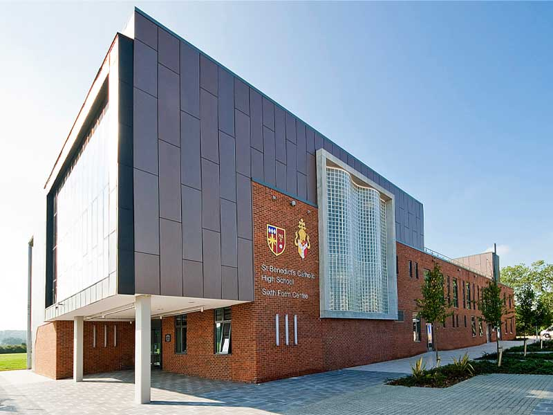 St. Benedict's Catholic High School-Sixth Form Centre